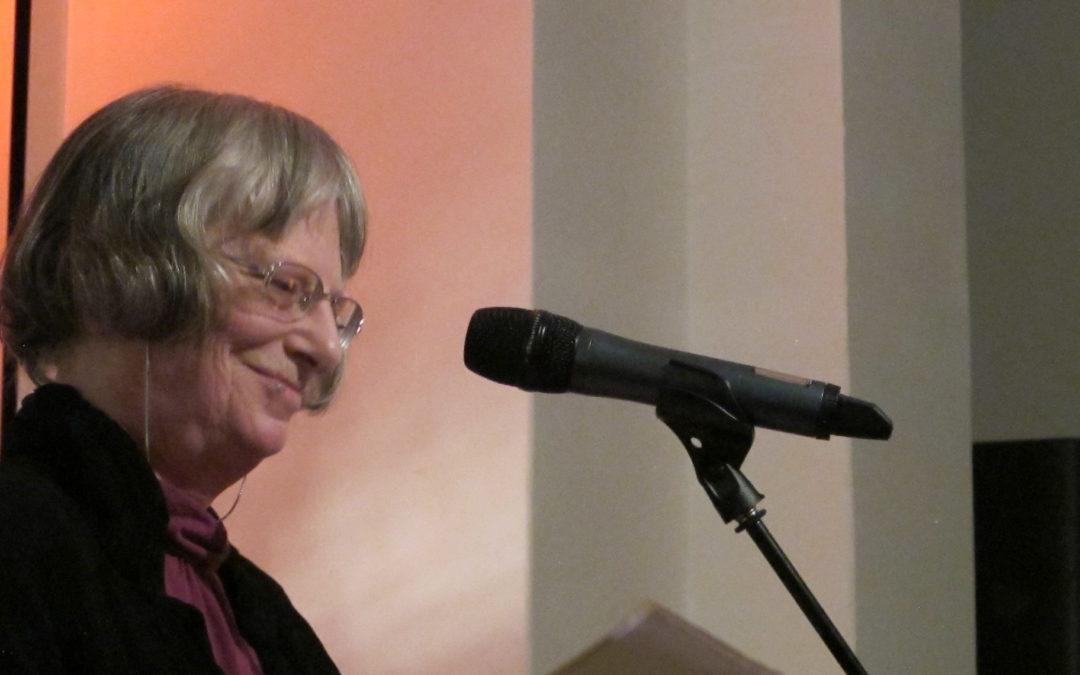 Elke Erb bekommt den Büchner Preis 2020
