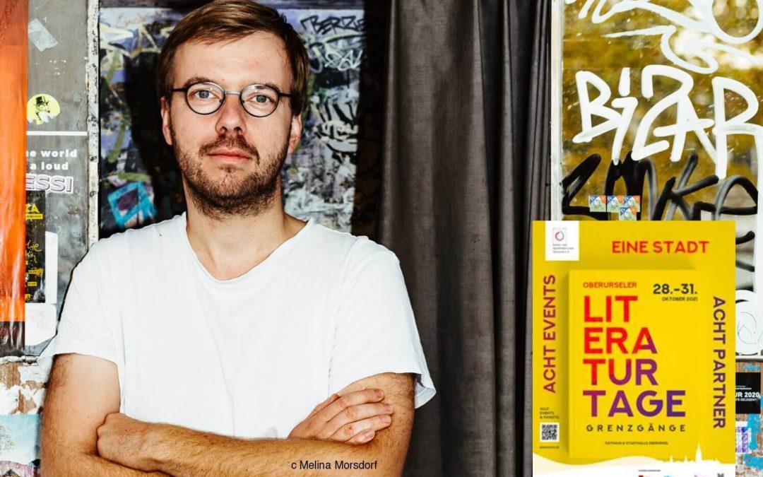 Matthias Jügler liest: Die Verlassenen